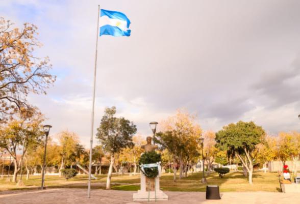 La Plaza Belgrano contará con nuevo sistema de riego