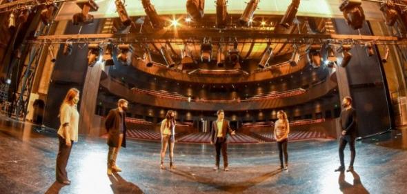 Visitas guiadas de verano en el Teatro del Bicentenario