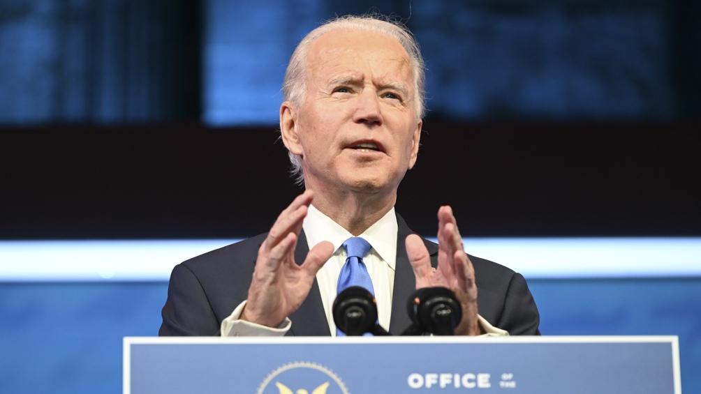 Biden y el desafío de terminar con la polarización y limitar a Trump
