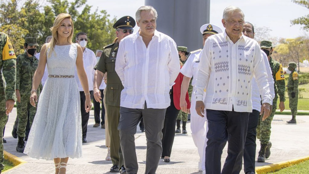 El Presidente llamó a la «unidad» para lograr un «orden distinto» en Latinoamérica