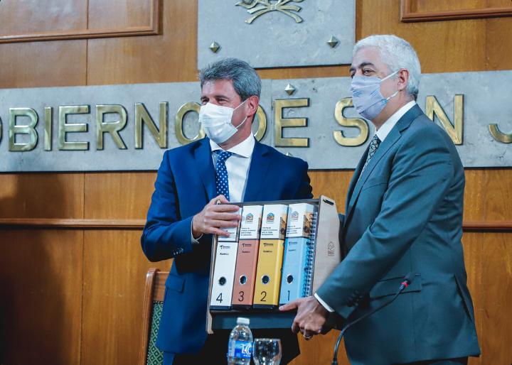 Informe de Impacto Ambiental del proyecto minero Josémaria
