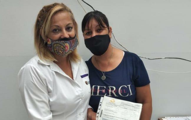 Caucete: Entrega de Certificados de Discapacidad