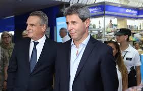 El ministro Rossi llegará a San Juan