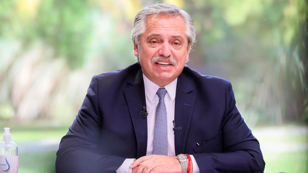 Alberto Fernández cuestionó que los jueces «acudan en socorro de sus mandantes políticos»