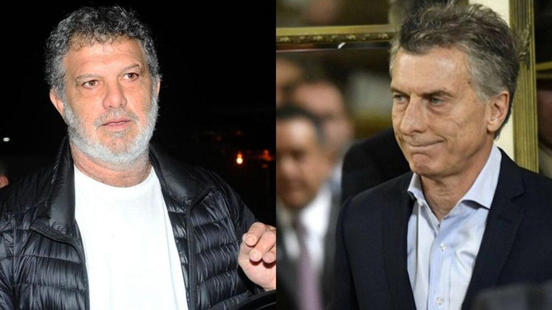 Pidieron la detención de Gianfranco, el hermano de Mauricio Macri