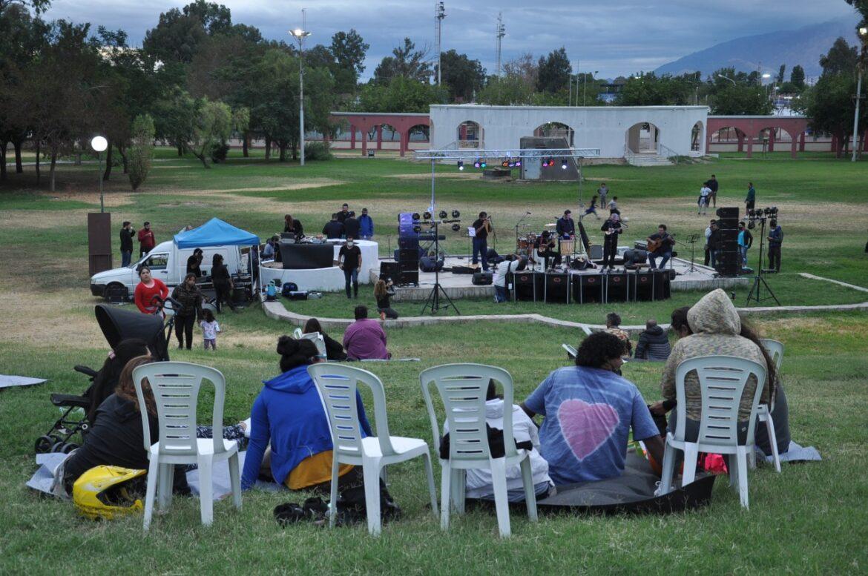 Rawson: Festival Solidario