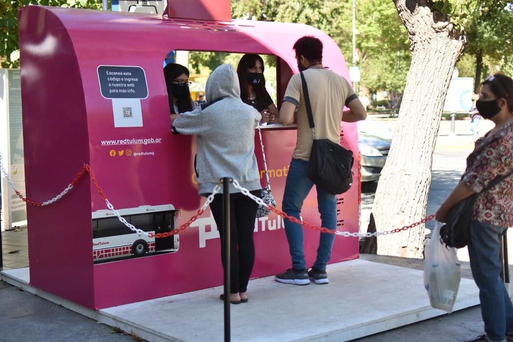 RedTulum: Gran San Juan continúa el trabajo de la campaña de información