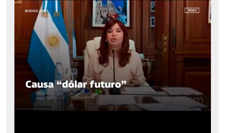 La causa dólar futuro se manipuló al calor del proceso electoral» de 2015
