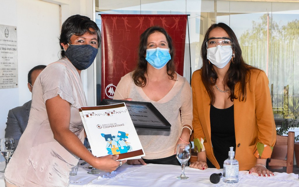 Cooperativa de mujeres Vallecito