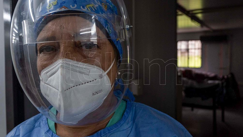 Con más de 16.000 infectados en un día la situación de contagios se retrotrae a octubre