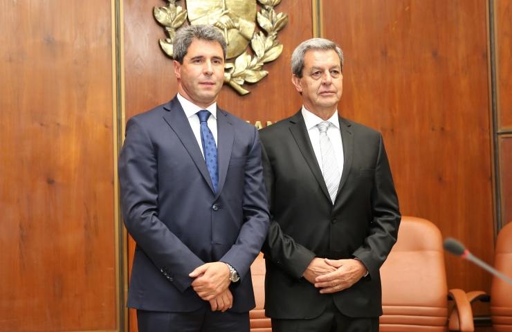 El gobernador Sergio Uñac ofrecerá este jueves 1 de abril su Mensaje Anual ante la Asamblea Legislativa