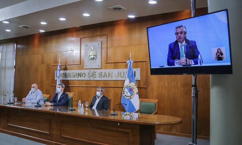 Anunciaron la puesta en marcha y construcción del nuevo hospital de Calingasta