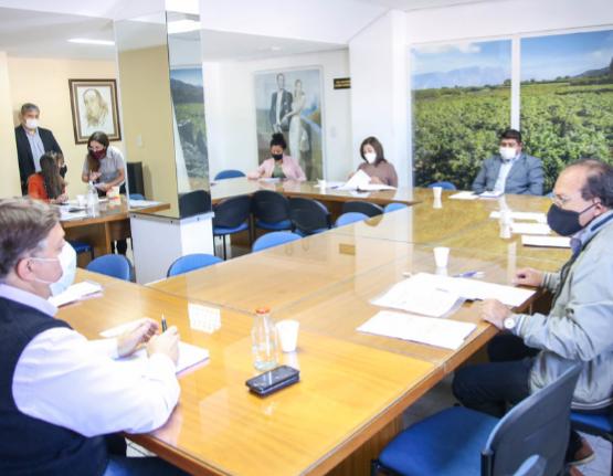 Legislativas: Comisión de Economía