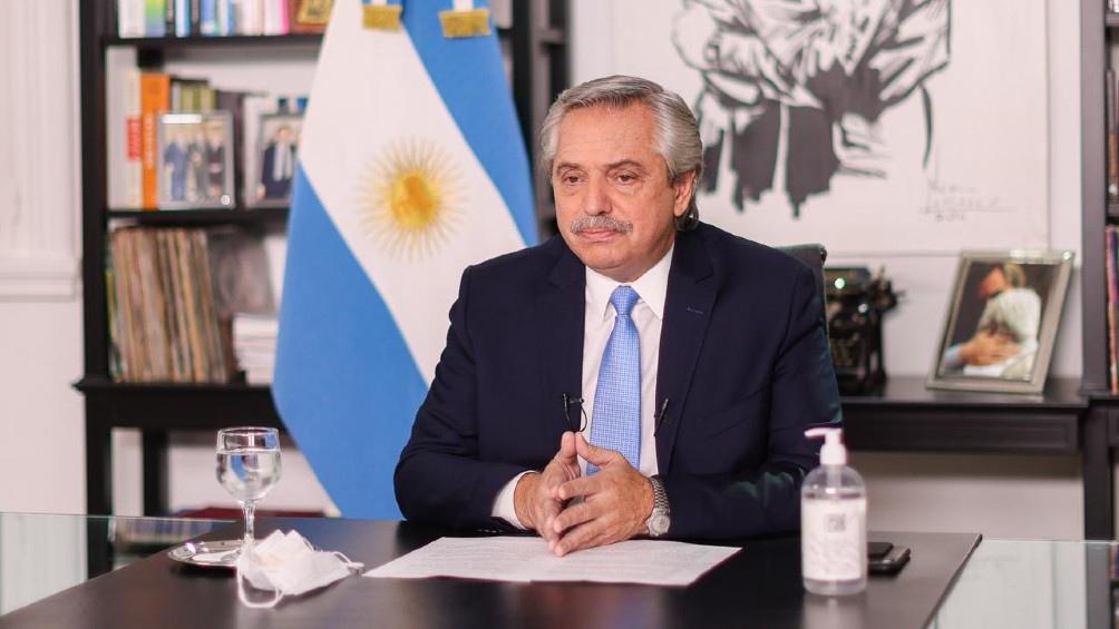 El Presidente participa, en forma virtual, de la Cumbre Iberoamericana de Andorra