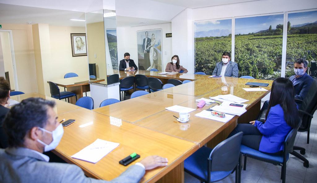 Comisión de Educación abordó diversos proyectos