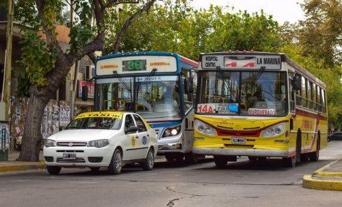 Transporte público en San Juan sin control