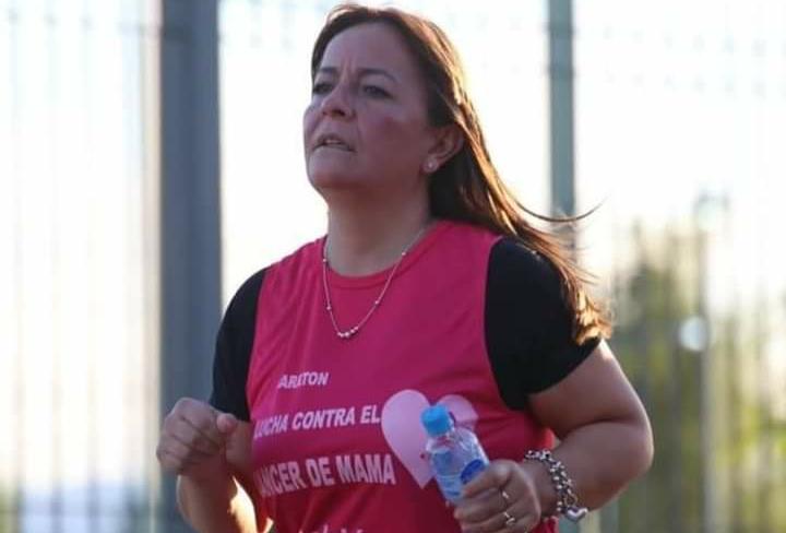 Daniela Rodriguez ya entrena para el 2023