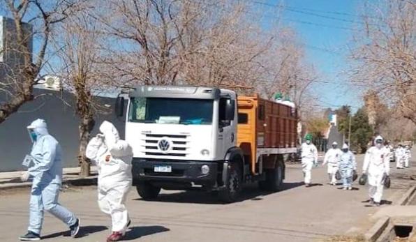 Cuáles son los 7 departamentos sanjuaninos con alto riesgo epidemiológico
