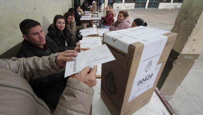 Protocolo para evitar contagios en las elecciones