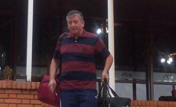 Jose Alfredo Ibazeta a rayas, sigue prófugo con su novio