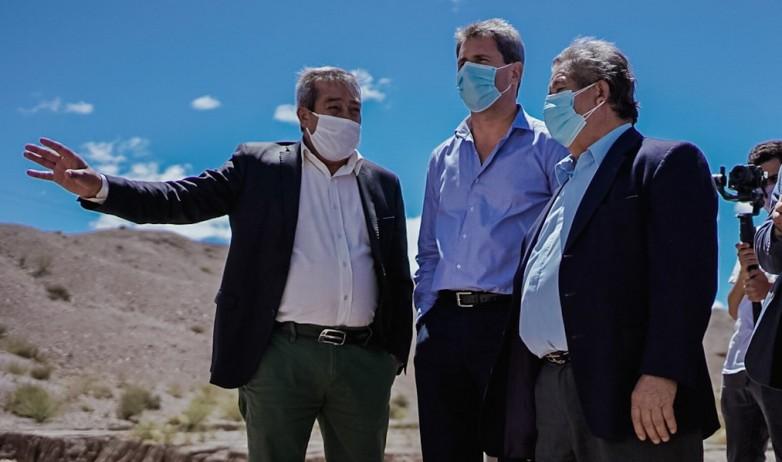 Calingasta: El gobernador Uñac realizará una nueva entrega de viviendas