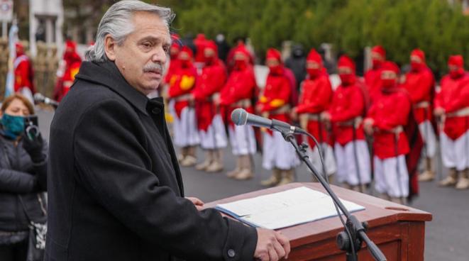 Fernández reivindicó la figura de Güemes
