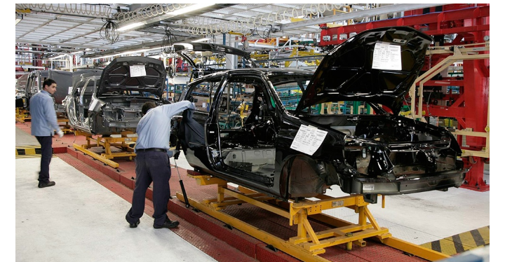 La industria creció 4,7% en mayo respecto al mismo mes de 2019