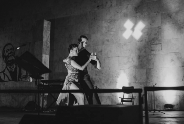 Bailarines de Capital representarán a San Juan en el país
