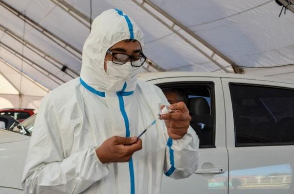 San Juan marcó un nuevo récord en vacunación