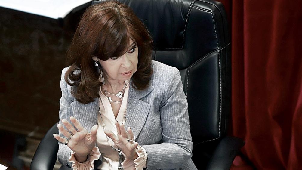 Cristina Kirchner : «disparate judicial, institucional y político» a la causa del memorándum