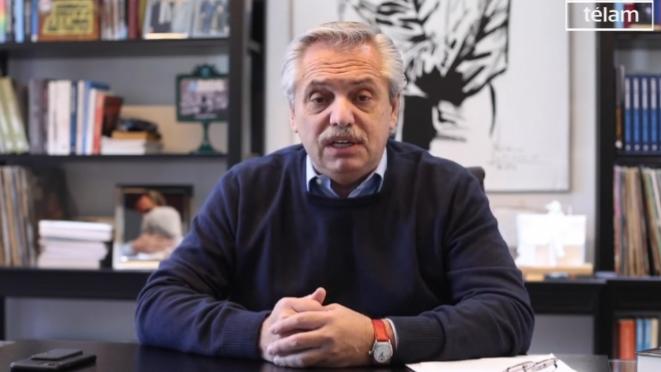 Alberto Fernández anunciará mejoras para los jubilados