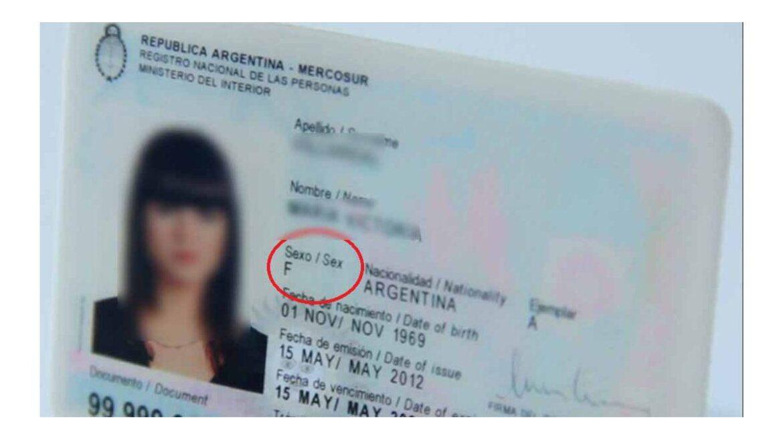 Ley de Identidad de Género: el Gobierno lanzará el DNI para personas no binarias