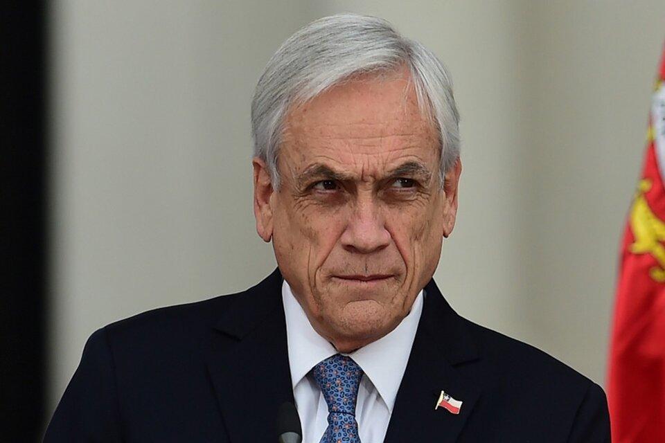 Sebastián Piñera redobla la apuesta: «Lo que Chile está haciendo es ejercer su derecho»