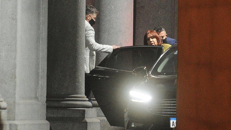 Cristina Kirchner llamó a Martín Guzmán para decirle que no está pidiendo su renuncia