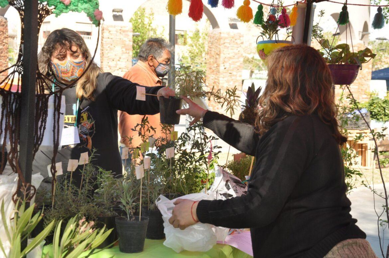 Rawson: Feria Agroproductiva