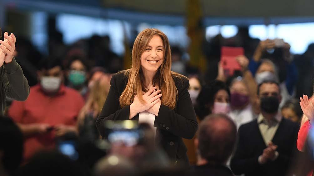 Junto a Macri y Larreta, Vidal cerró su campaña