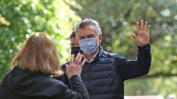 Mauricio Macri: «Es una elección muy importante»